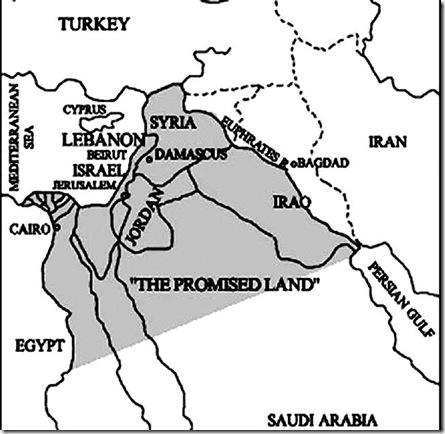 Promised Land - Eretz Israel