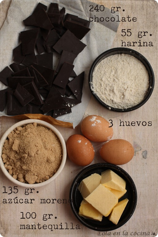 brownie-ingredientes