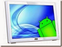 Flipkart : Buy AOC SMART ALL IN ONE Android Desktop at Rs. 9999 only