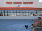 A Trip With Martha To The Home Depot