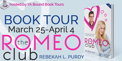 {ARC Review+Giveaway} The Romeo Club by @RebekahLPurdy @swoonromance