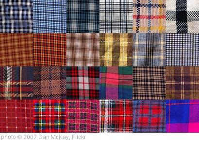 '13. Plaid' photo (c) 2007, Dan McKay - license: http://creativecommons.org/licenses/by/2.0/