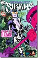 P00025 - Gotham City Sirens #25