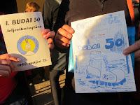 2014. május 17. 25. BUDAI50 Teljesítménytúra