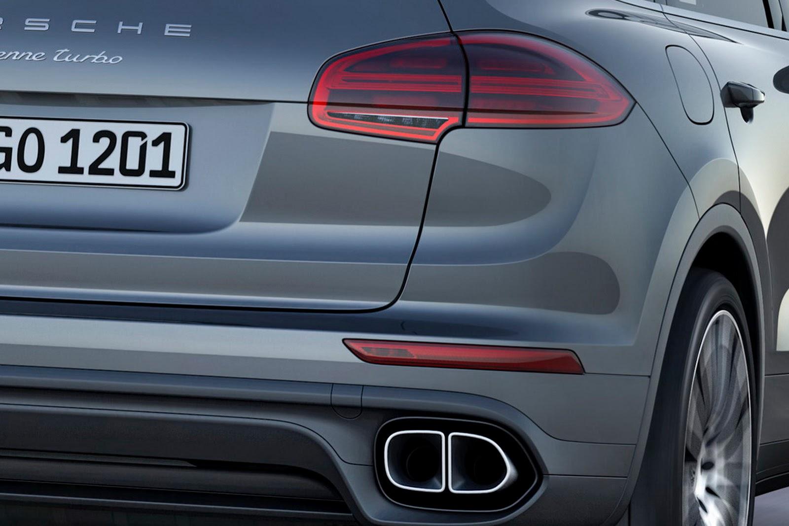 2015 Porsche Cayenne Makyajlandi Arsiv Seat Club Turkey Sct