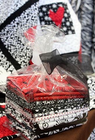 Sweet Valentine Quilt Kit