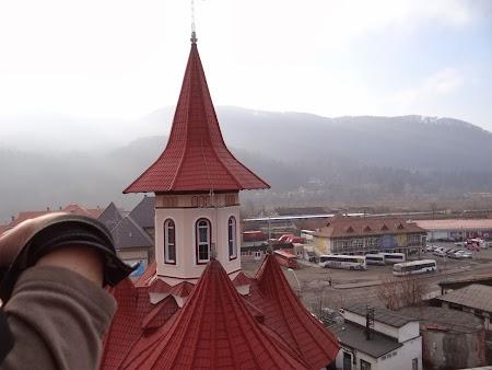 Obiective turistice Piatra Neamt: Biserica stil moldovenesc.