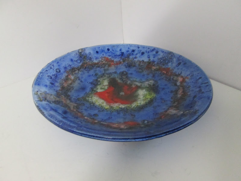 Art Glass Dish