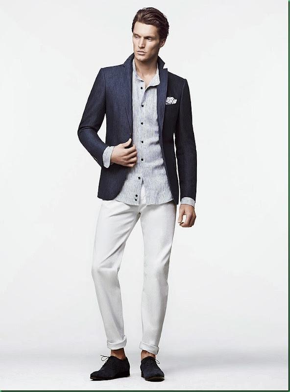 Shaun DeWet for Sarar SS 2014 Look Book