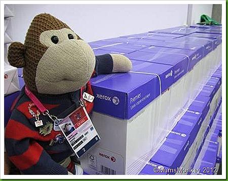 premier copier paper Paralympics