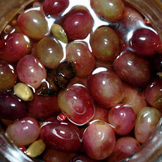 Pickled Grapes