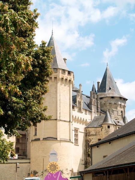 2011 08 03 Voyage France Le Château de Saumure
