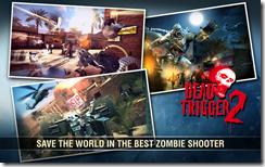 أنقذ العالم فى أفضل لعبة حرب زومبى على الأطلاق لعبة DEAD TRIGGER 2