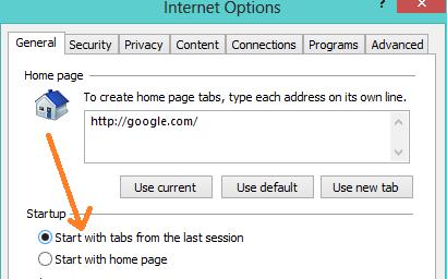 internetoptions