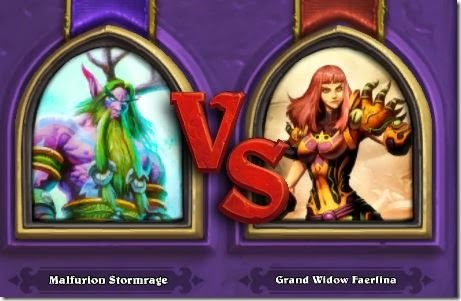 Hearthstone Naxxramas Druid Class Challenge Strategy Guide
