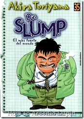 P00035 - Dr. Slump #35