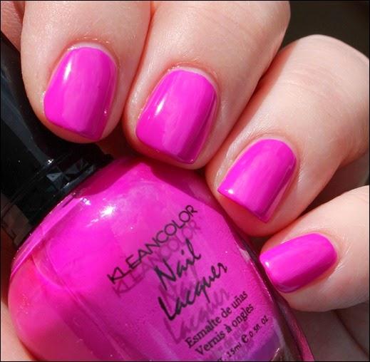 Magenta Kleancolor Neon Amethyst 3