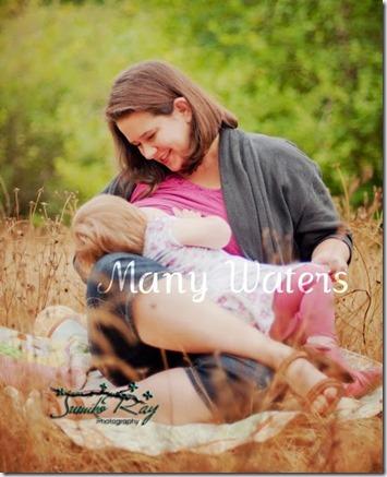 Many Waters Breastfeeding Sitting