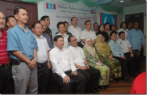 PKR Sabah with President