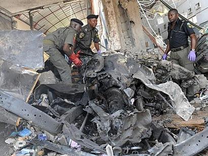 Suicide Bombing Kills 11 in Nigeria