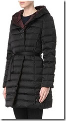 Hugo Boss Quilted Reversible Padded Coat