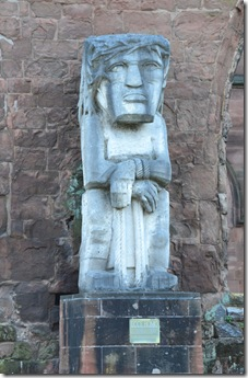 ecce homo jacob epstein coventry cathedral