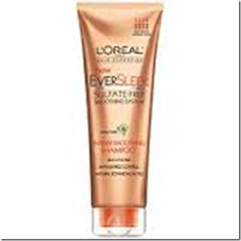 L'Oreal Eversleek shampoo