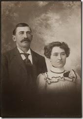 Scotie Hickman and Tula Fawcett