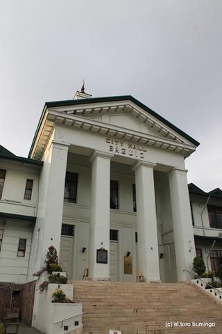 rizal park baguio city hall 7