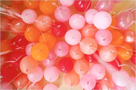 Semplicemente Perfetto balloons