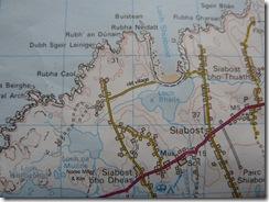 shawbost map