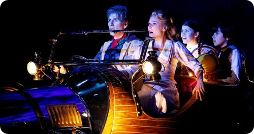 Chitty Chitty Bang Bang Musical Australia -  Car - Sydney Melbourne Adelaide 2013