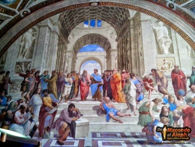 Visitar los Museos Vaticanos Roma 2