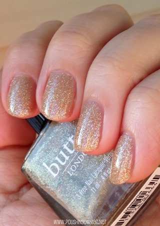 butter LONDON Lushington nail polish