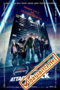 Attack The Block (2011) - Attack The Block - Attack The Block (2011)
