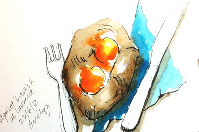 Apricot Danish