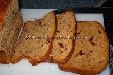 Cinnamon Dried Fruit Bread - Bread Mix - Quick slicing