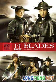 Cẩm Y Vệ - 14 Blades Tập HD 1080p Full