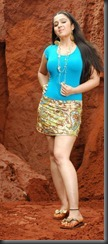 charmi_IN BLUE DRESS