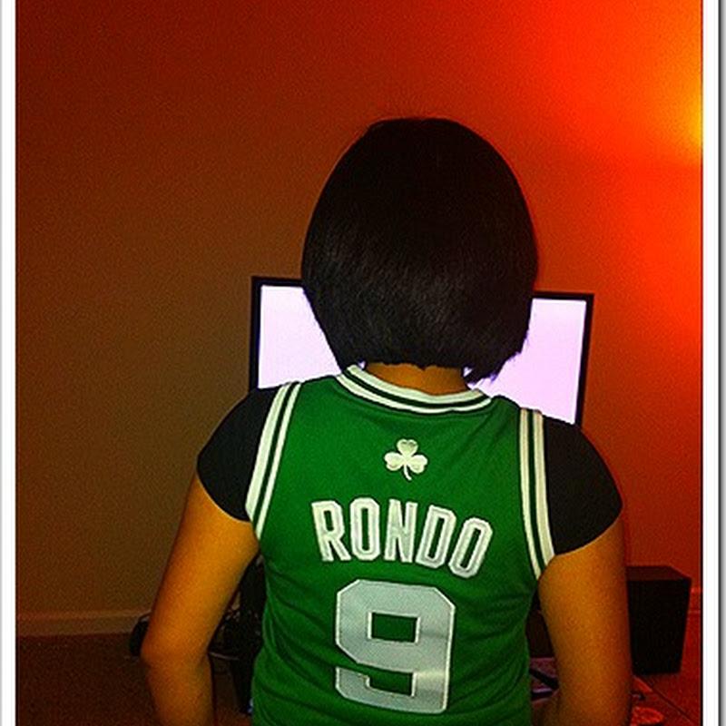 Rajon Rondo fan