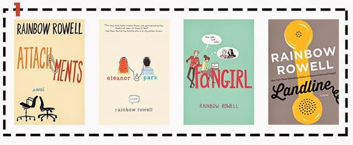 Rainbows books