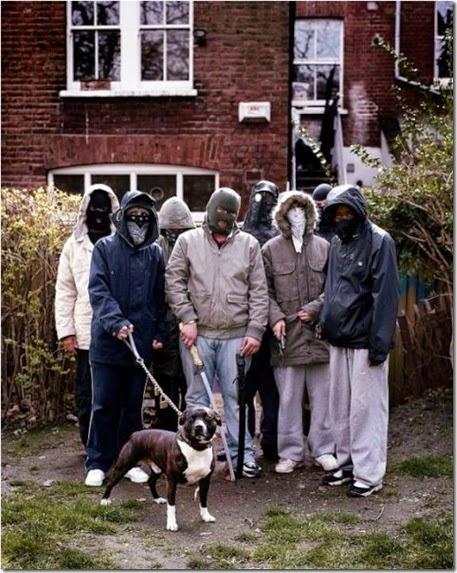 Anonymous, Highbury, North London