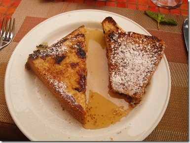18.  French Toast