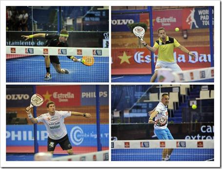 Octavos de final del WPT Estrella Damm Badajoz Open 2014.