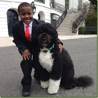 Kid President and Little Bo