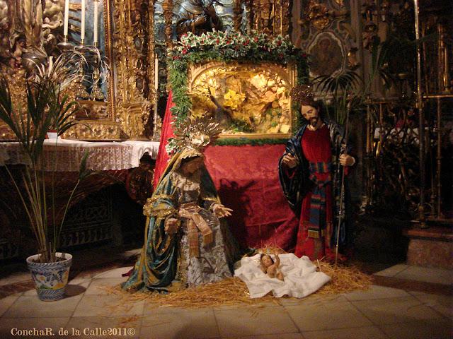 Navidad en sevilla bel n de la capillita de san jos for Calle prado de la iglesia guadarrama