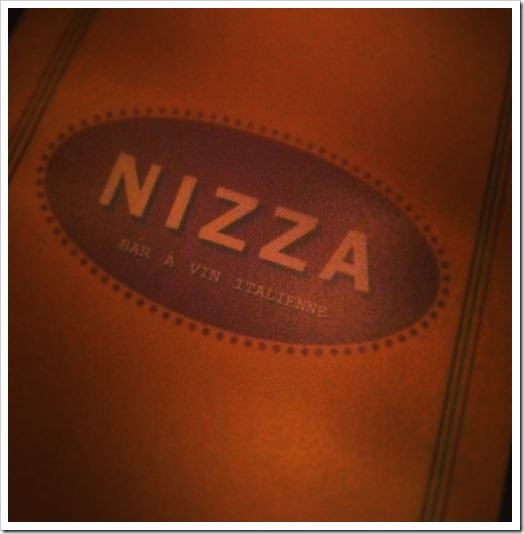 nizza menu
