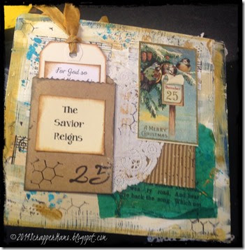 advent journal back