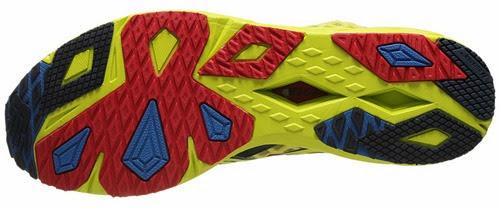 New Balance 1400 sole