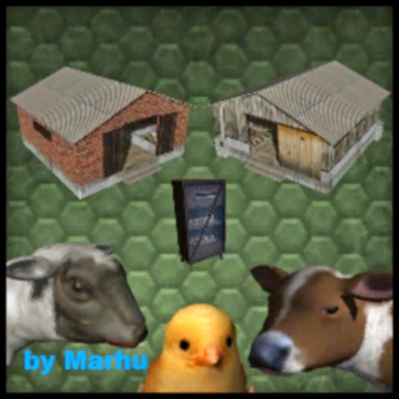 Farming simulator 2015 - Farms v 1.0